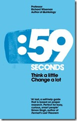 59 Seconds: Thing a little; Change a lot