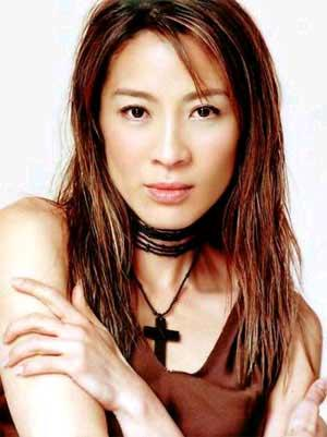 Michelle Yeoh in Mummy III
