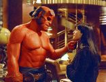 Hellboy and Liz Sherman